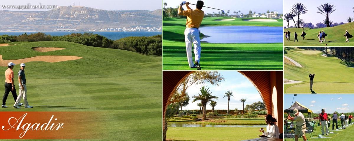 Club golf d'Agadir