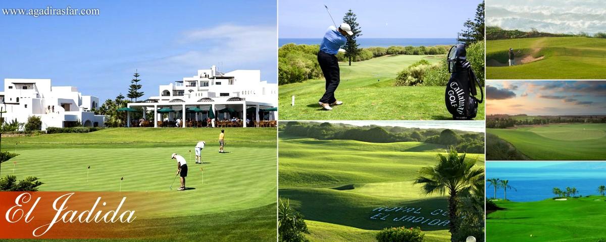 Club golf de El Jadida