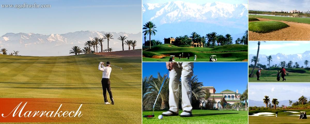 Club golf de Marrakech
