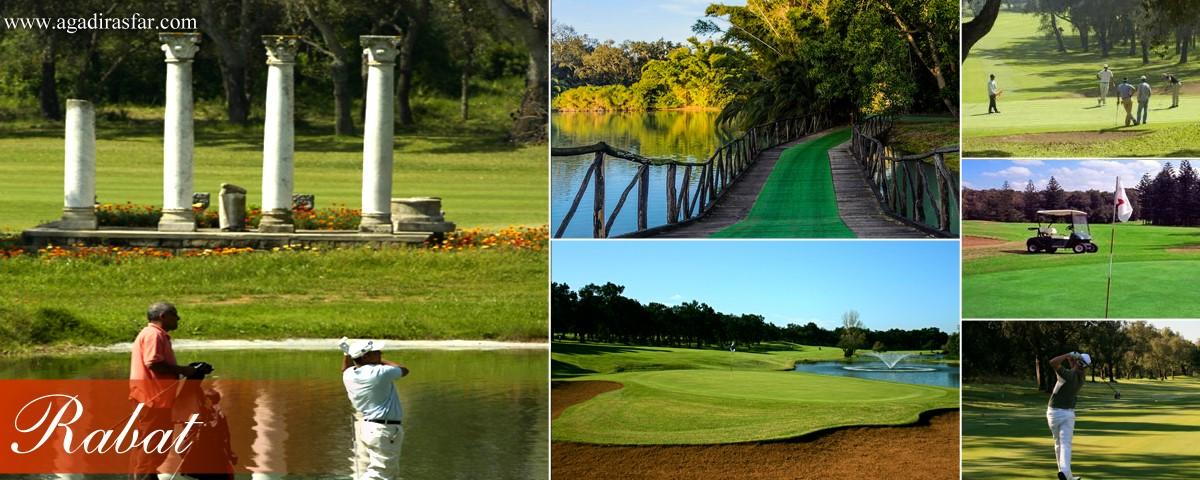 Club golf de Rabat