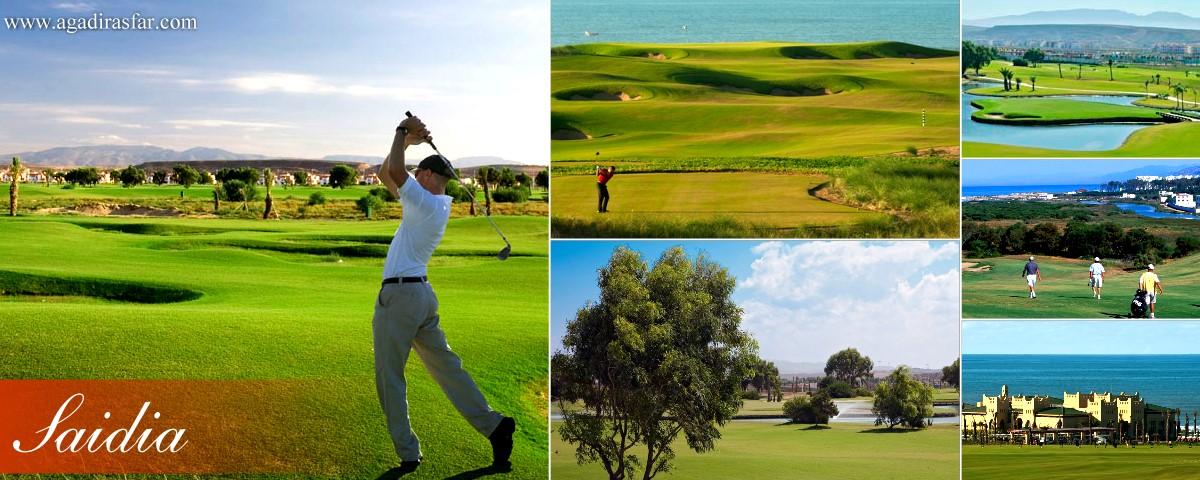 Club golf de Saidia